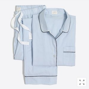 NWT J. Crew Factory Long-sleeve pajama set